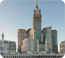 Hajar Tower Makkah