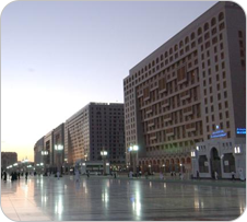 DAR AL TAQWA from outside