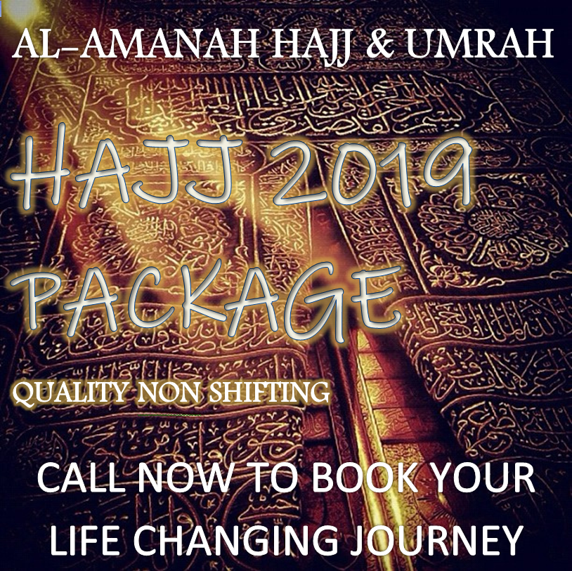 specialist in Hajj Packages 2019 & Umrah Packages 2019 - London